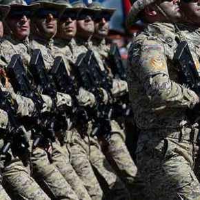 Οι Τούρκοι εκπαιδεύουν συνεχώς εκατοντάδες Αζέρους κομάντος σε τουρκικό έδαφος με στόχο το Ναγκόρνο-Καραμπάχ! (βίντεο,εικόνες)