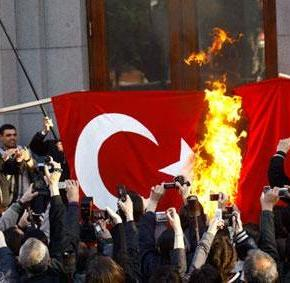 Υπαρκτή προοπτική διάλυσης τηςΤουρκίας