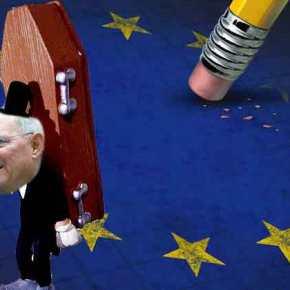 """""""Αιωνία της η μνήμη""""; Η ΕΕ """"θάβεται"""" από την διαρκή επίδειξη """"γερμανικήςπυγμής"""""""