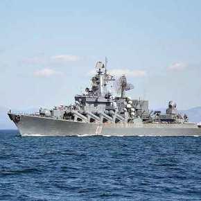 Συγκεντρώνεται το χιλιάρμενο; Και το πυρηνοκίνητο καταδρομικό «Στρατάρχης Ουστίνοφ» με πυραύλους «Zircon» θα καταπλεύσει στην ΜεσόγειοΘάλασσα