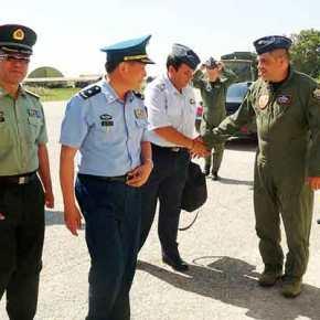 Σβάρνα πήραν τις Μοίρες και τα Καταφύγια της ΠΑ οι Αξιωματικοί της Κίνας!