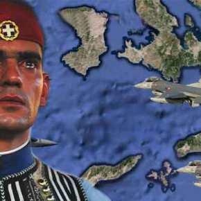 """""""Αλώνισαν"""" και πάλι οι Τούρκοι ΟΠΛΙΣΜΕΝΟΙ στο Αιγαίο: """"Σουρωτήρι"""" Αγαθονήσι καιΦούρνοι"""