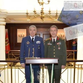 Πρόκληση: Την ώρα που ο Α/ΓΕΑ ήταν στην Άγκυρα οι Τούρκοι έβγαζαν ΝΟΤΑΜ για ΑηΣτράτη!