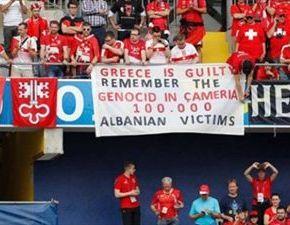 Την αποδοκιμασία του πανό ζητά ο Έλληνας πρέσβης από τηνΑλβανία