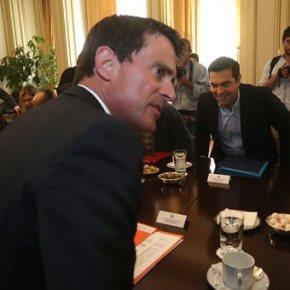 Οδικό χάρτη συνεργασίας συμφώνησαν Ελλάδα και Γαλλία, με μήνυμα και για τοχρέος