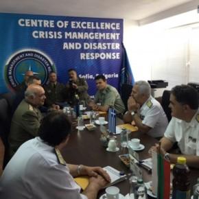 ΓΕΕΘΑ: Συνεργασία Βουλγαρίας – Ελλάδας στην αμυντικήβιομηχανία