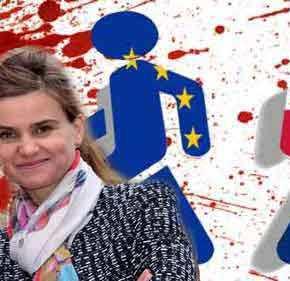 Αλλαγή υπέρ του «Bremain» τις τελευταίες δύο ημέρες – Πώς η δολοφονία της Jo Cox σώζει τιςΒρυξέλλες