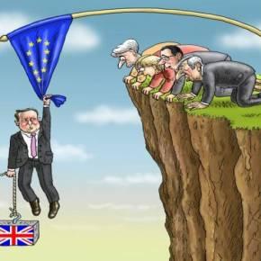 ΑΝ ΣΥΜΒΕΙ Η ΕΚΠΛΗΞΗ ΤΟ ΤΑΜΠΟΥ ΤΗΣ «ΑΔΙΑΙΡΕΤΗΣ» ΕΕ ΘΑ ΚΑΤΑΡΡΕΥΣΕΙ – ΤΙ ΣΗΜΑΙΝΕΙ ΑΥΤΟ ΓΙΑ ΤΗΝ ΕΛΛΑΔΑ Περιορισμένες οι πιθανότητες να ψηφίσουν «Brexit» οι Βρετανοί αλλά αν συμβεί θα αρχίσει να «ξηλώνεται το πουλόβερ»…