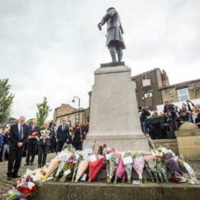 Οι πρώτες μετρήσεις στη Βρετανία μετά τη δολοφονίαΚοξ
