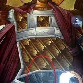 Μαρτυρίες ότι δάκρυσε η εικόνα του Αρχαγγέλου Μιχαήλ στηΡόδο