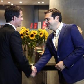 Τα δύσκολα πέρασαν συμφώνησαν Βαλς και Τσίπρας – Αποκλεισμένο τοκέντρο