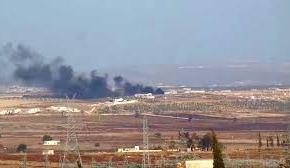 ΕΚΤΑΚΤΟ: Mαχητικό Su-24 κατέρριψαν οι αντάρτες της Jaish Al-Fateh στο Χαλέπι (βίντεο)(upd)