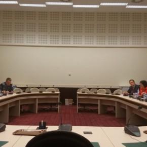 Συνάντηση ΥΕΘΑ με τον ΒούλγαροΥΠΑΜ