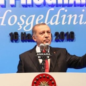 """""""Ο Ερντογάν είναι επικίνδυνος οι ΗΠΑ να προετοιμαστούν για αναμέτρηση μαζί του""""! Άρθροφωτιά!"""