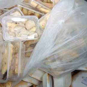 Πετάμε φαγητό από τα κέντρα προσφύγων στα σκουπίδια! Φωτογραφία από τηΜαλακάσα