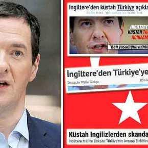 Αναβρασμός στην Τουρκία μετά τη Βρετανική «πόρτα» – Επίκειται διπλωματική ρήξη(;)