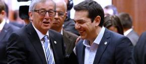 Εύσημα στην Ελλάδα από τονΓιούνκερ