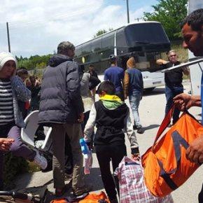 Άρχισε το πρόγραμμα προ-καταγραφής 49.000 αιτούντων άσυλο στην Ελλάδα Στόχος του προγράμματος είναι να καταγραφούν περίπου 49.000 άτομα, που εισήλθαν στη χώρα από την 1η Ιανουαρίου 2015 μέχρι τις 19 Μαρτίου 2016, δηλαδή πριν την έναρξη ισχύος της Συμφωνίας Ε.Ε. –Τουρκίας