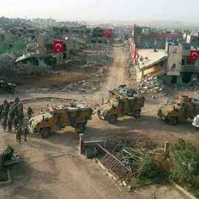 ΓΕΝΟΚΤΟΝΙΑ στην Τουρκία κατά των Κούρδων! Φωτογραφίες με χωριάφαντάσματα
