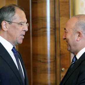 Μόσχα και Αγκυρα σε τροχιά συμφιλίωσης – Ο Τσαβούσογλου βλέπει τοΛαβρόφ