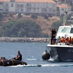 Τέσσερις νεκροί και εκατοντάδες αγνοούμενοι στην επιχείρηση διάσωσης μεταναστών ανοιχτά της Κρήτης Οι καιρικές συνθήκες που επικρατούν είναι καλές – Μέχρι στιγμής έχουν διασωθεί 340άτομα