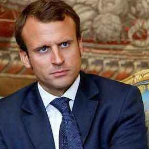 ΕΝΑ ΒΗΜΑ ΠΙΟ ΚΑΤΩ ΠΡΟΧΩΡΑ Ο ΜΑΚΡΟΝ! Ζητά πανευρωπαϊκό δημοψήφισμα για το μέλλον τηςΕ.Ε..