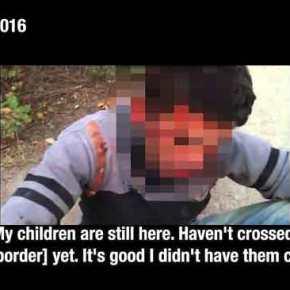 Εκτελέσεις προσφύγων από τους Τούρκους στα σύνορα με Συρία! Αποκαλυπτικόβίντεο