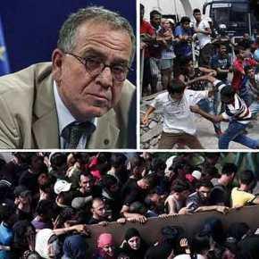 Ανθελληνική τροπολογία Μουζάλα για να μείνουν όλοι οι λαθρομετανάστες για πάντα στην Ελλάδα: Υπερψηφίστηκε και από την ΝέαΔημοκρατία!