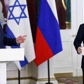 Συμφωνία σε όλα Ρωσίας-Ισραήλ: Ξεκινούν αεροναυτικές ασκήσεις – Η Gazprom μπαίνει σε «Λεβιάθαν» και «Ταμάρ» – Ρωσική ασπίδα σε Ελλάδα- Κύπρο(vid)