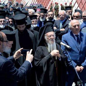 Με 10 από τις 14 Ορθόδοξες Εκκλησίες αρχίζει στην Κρήτη η ΜεγάληΣύνοδος