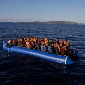 Νέες αφίξεις μεταναστών στοΑιγαίο