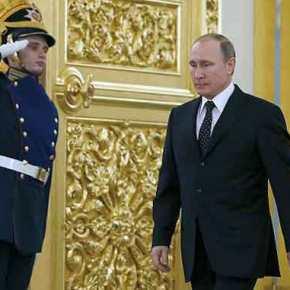 ΤΙ ΤΟΥΣ ΕΤΟΙΜΑΖΕΙ; Β.Πούτιν: «Η μόνη υπερδύναμη στον κόσμο παραμένουν οιΗΠΑ»