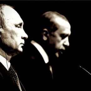 """Τουρκικές """"γαλιφιές"""" Ερντογάν στον Πούτιν! Του ΄στειλεεπιστολή"""