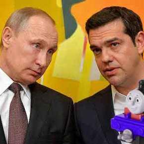 """Πούτιν: """"Αλέξη τα ΄μαθες,τα βρήκα με τον Ερντογάν""""! Τι ανακοίνωσε ο Ρώσοςπρόεδρος"""