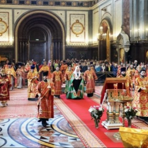 ΒΟΜΒΑ Μ Ε Γ Α Τ Ο Ν Ω Ν ΑΠΟ ΤΗ ΡΩΣΙΑ!!! Τo νέο κέντρο του Ορθόδοξου κόσμου θαείναι…