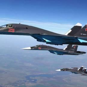 ΑΜΕΣΗ ΑΠΑΝΤΗΣΗ ΜΕ ΑΕΡΟΠΟΡΙΚΕΣ ΕΠΙΔΡΟΜΕΣ ΚΑΘΟΛΗ ΤΗ ΔΙΑΡΚΕΙΑ ΤΗΣ ΝΥΧΤΑΣ – EKTAKTO: Η Ρωσική Αεροπορία βομβάρδισε ανηλεώς τις τουρκικές δυνάμεις στο βόρειο Χαλέπι – Δείτε βίντεο–