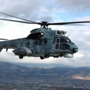 Δεν καθηλώνονται τα ελληνικά Super Puma σύμφωνα με ανακοίνωση του ΓΕΑ–