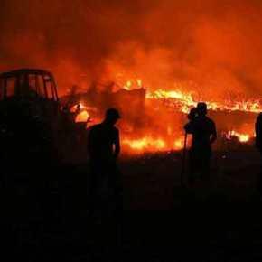 Αυτοί που έκαψαν την Ελλάδα το 2007, έκαψαν και την Κύπρο το2016