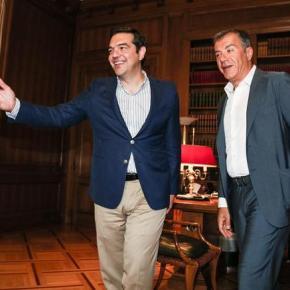 Το αυθόρμητο «ευτυχώς» του Τσίπρα για τοBrexit