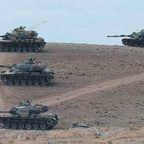 H Toυρκία πρότεινε στις ΗΠΑ κοινή στρατιωτική επιχείρηση στην Συρία – «Είμαστε πανέτοιμοι» λέει ο Μ.Τσαβούσογλου(βίντεο)