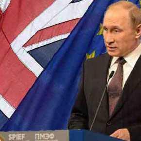 "BREXIT: Ο Πούτιν πήρε θέση για το δημοψήφισμα και μιλά για ""εκβιασμό Κάμερον στηνΕΕ"""