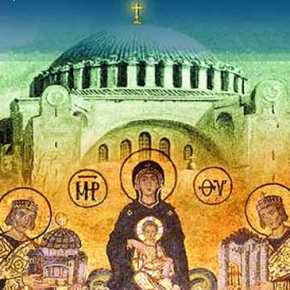 Προφητεία Αγίου Όρους 1866: Η Κωνσταντινούπολη είναι έτοιμη ναπαρθεί