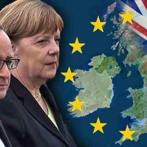 ΑΝΑΛΥΣΗ: 51,9% των Βρετανών είπαν ΟΧΙ στην Ευρώπη των λαθρομεταναστών και των τοκογλύφων – Τι μέλλει γενέσθαι στηνΕλλάδα;
