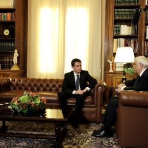 Στην Αθήνα ο πρωθυπουργός τηςΓαλλίας