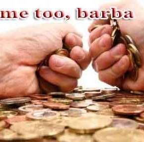 Ο «ΘΗΣΑΥΡΟΣ» ΚΑΙ Η ΜΕΓΑΛΗ ΜΟΙΡΑΣΙΑ! Δείτε που θα πάνε τα 7,5 δις ευρώ της δόσης και πόσα θα… επιστρέψουν στουςδανειστές