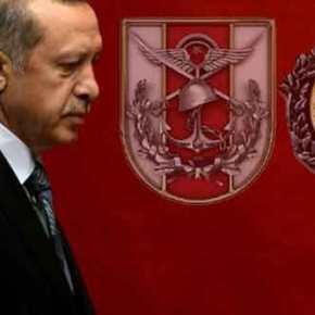 Απόλυτος σουλτάνος: Υπό τον Ερντογάν Ένοπλες Δυνάμεις καιΜΙΤ!