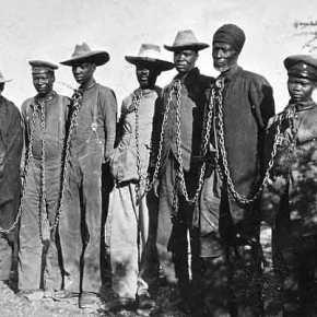 Η Γερμανία ζητάει συγνώμη για την γενοκτονία στην Ναμίμπια(Εικόνες)