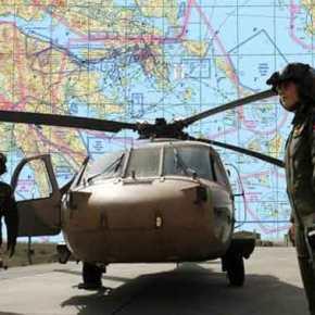 Μέχρι και σχέδιο πτήσης κατέθεσαν οι Τούρκοι για να πάρουν γρήγορα πίσω το ελικόπτερότους!