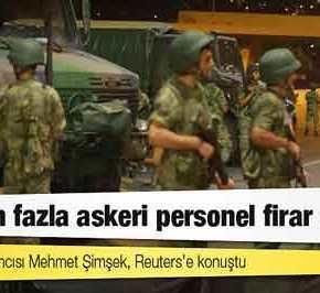 Διαλύεται ο «Ανθός του Τουρκικού Στρατού»…Πάνω από 1000 Επίλεκτοι λιποτάκτησαν ,ενώ έχουν συλληφθεί7.000!