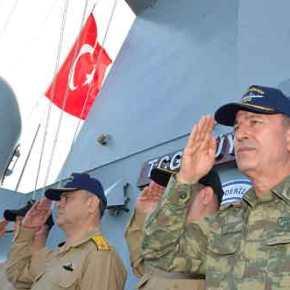 """Τουρκία πραξικόπημα:Ο Ερντογάν """"ξηλώνει"""" την """"αφρόκρεμα"""" τουστρατεύματος!"""
